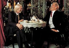 Richard Harris and Peter O' Toole