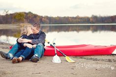kayak love