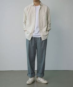 Asian Men Fashion, Look Fashion, Japanese Fashion Men, Japanese Minimalist Fashion, Minimal Fashion, Cool Outfits For Men, Normcore Fashion, Japanese Outfits, Mens Clothing Styles
