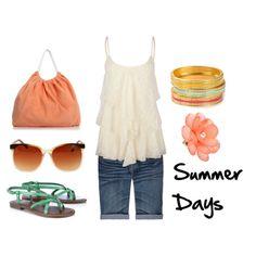 Summer Days by disneyworldbound
