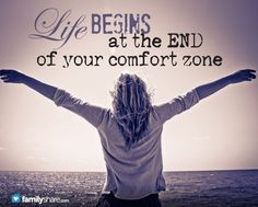 FamilyShare.com l Life begins at the end of your comfort zone