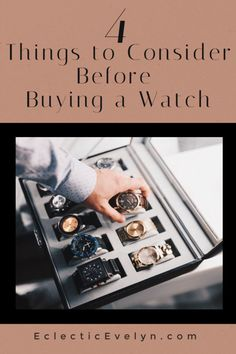 4 Things to Consider Before Buying a Watch Navy Seal Watches, Marine Chronometer, Mechanical Clock, Dream Watches, Telling Time, How To Better Yourself, Fashion Blogs, Content, Gift Ideas