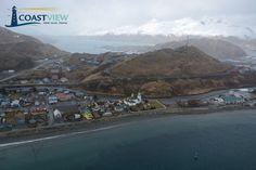 Tuscarora Rock is north of #Unalaska in Unalaska Bay, on the northeast coast of Unalaska Island, #Alaska, USA.
