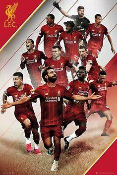 Liverpool Football Team, Liverpool Squad, Liverpool Poster, Camisa Liverpool, Anfield Liverpool, Liverpool Champions League, Liverpool Fc Wallpaper, Salah Liverpool, Liverpool Wallpapers