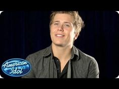 Synchrony cover model Christian Lopez: Road To Hollywood Interviews - AMERICAN IDOL SEASON 12