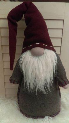 www.facebook.com/TracyGibsonHandmade Gnome -fabric