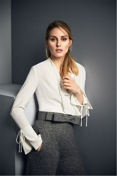 Olivia Palermo Different, but I like it!