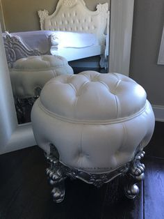 Absolom Roche Pouf Chair