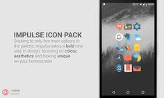 Impulse Icon Pack v1.2.2