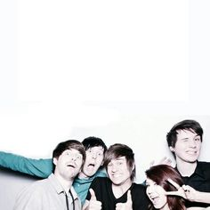 Smosh, Kalel, Dan & Phil?! Ahhh! All that's missing is Pewds and Marzia and my life would be complete!