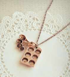 Little Baker Necklace- someone needs to buy me this necklace for sure !