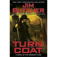 Turn Coat – Jim Butcher