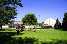 WW2: Visitor center Operation Market Garden