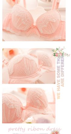 Trendsetting Japanese-style Boubey bra sets! Shop with FREE shipping!  #Boubey #kawaii