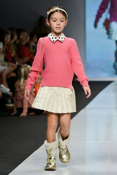 Kids fashion girls 2013
