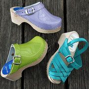 Take a look at the Cape Clogs event on #zulily today!  I love Swedish Clogs
