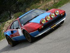 Ferrari 308 GTB Group 4 Michelotto 1978-1981