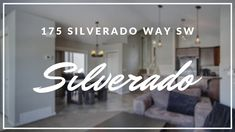 175 Silverado Way SW - House For Sale Silverado - Calgary Real Estate