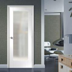 Glazed interior doors with aluminum doors frames home doors simpli door set pattern 10 full panel door obscure safe glass primed planetlyrics Choice Image