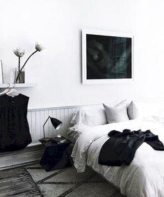 minimal bedroom deco