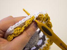 crochet-mandala, great tutorial!