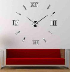 Clock, Wall, Home Decor, Diy Wall Clocks, Watch, Decoration Home, Room Decor, Clocks, Walls
