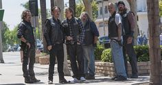 sons of anarchy all seasons | Sons of Anarchy in Sons of Anarchy season 7 episode 1 Sons of Anarchy ...