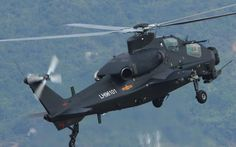 CAIC WZ-10 — the shock helicopter of production of the People's Republic of China. It is developed o