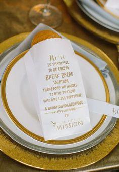 WEDDING FAVOUR INSPIRATION