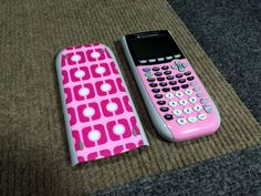 TEXAS INSTRUMENTS TI-84 PLUS SILVER EDITION PINK GRAPHIC GRAPHING CALCULATOR USB #TexasInstruments