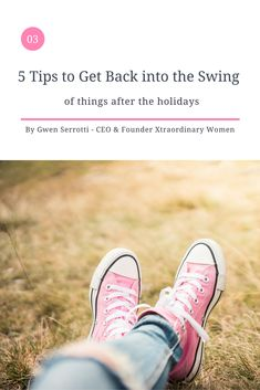 5 Tips to Get Back into The Swing of Things After The Holidays Struggling to get back into the swing of things after the holidays? Here are some tips to help you get your mojo back. Get Back, Chuck Taylor Sneakers, You Got This, Converse, How To Get, Posts, Holidays, Tips, Blog