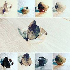Varie - Anello Heart - un prodotto unico di GabriEL-Bijoux-Creations_ su DaWanda
