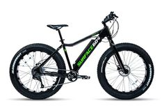 Surface 604 Boar 2016 Fat Tire Electric Mountain Bicycle