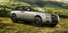 Rolls-Royce SUV render