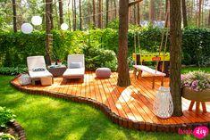 Backyard Patio Designs, Small Backyard Landscaping, Outdoor Projects, Outdoor Decor, Diy Projects, Backyard Retreat, Beautiful Gardens, Outdoor Gardens, Landscape Design