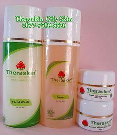 Paket Theraskin Oily Skin