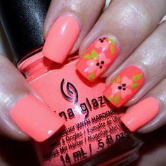 Instagram photo by destrucsdefilles #nail #nails #nailart