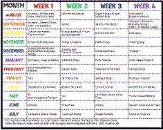 Preschool Curriculum | Preschool Curriculum, Preschool Franchise ...