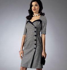 Patron de robe - Butterick 5953