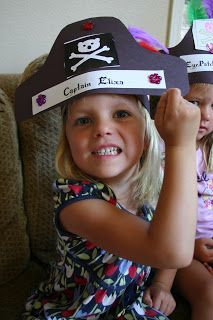 """chicken babies: """"How I Became a Pirate"""" Pre-K Book Club, I love this idea of a kids book club!"""