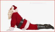 Santa Claus pilates