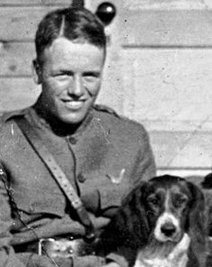 Quentin Roosevelt, son of former President Theodore Roosevelt, died during World War One.