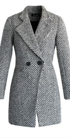 lovely tweed coat