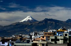 Ecuador's capital — the world's highest at feet — boasts a historic center that's also a UNESC. Packing List For Travel, Travel Deals, Travel Destinations, Packing Lists, Best Places To Retire, Affordable Vacations, Equador, In 2015, Travel Videos