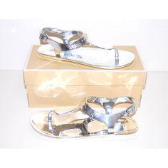 Second Hand, Decorative Boxes, Michael Kors Sandals, Flip Flop Sandals, Girl Faux Hawk, Silver, Decorative Storage Boxes