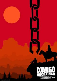 Giant Django Unchained Fan Poster Update on http://www.djangounchained.org