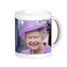 Queen Elizabeth of England Mug