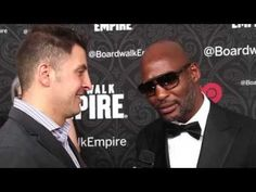 "Boxer Bernard Hopkins tells Arthur Kade why he is a fan of HBO's ""Boardwalk Empire""."