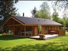 Barn House Design, House Outside Design, Village House Design, Home Room Design, Cabin House Plans, Ranch House Plans, Log Cabin Homes, Log Cabins, Plan Chalet