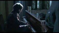 The Pianist scene: Chopin Ballade 1, via YouTube.
